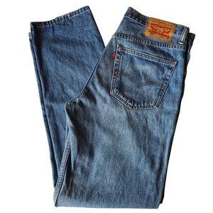 Levi's Mens 504 Straight Denim Jeans W35 L32